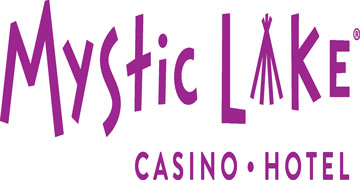 Logo for Mystic Lake Casino Hotel