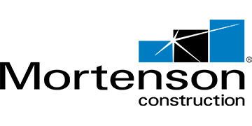 Logo for Mortenson Construction